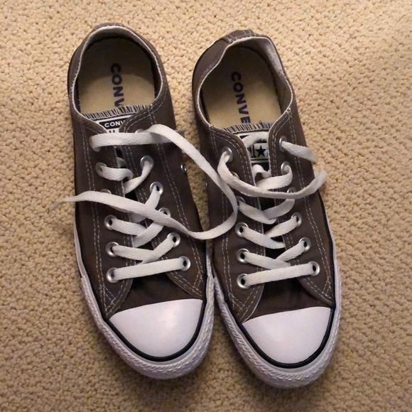 Converse Shoes - Gray Converse